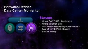 Strategy - SDDC Storage