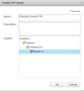 Add FVP Cluster