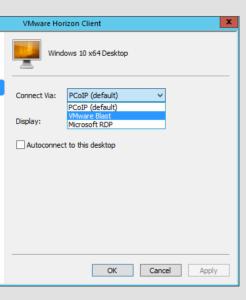 horizon-client-protocol